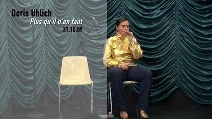 Doris Uhlich, Plus qu'il n'en faut | Spectacle vivant
