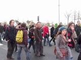 Manifestations à Caen