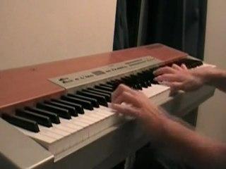 Gainsbourg The initials BB Piano (+paroles)