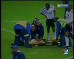 ETRANGE EVENEMENT LORS D'UN MATCH DE FOOTBALL