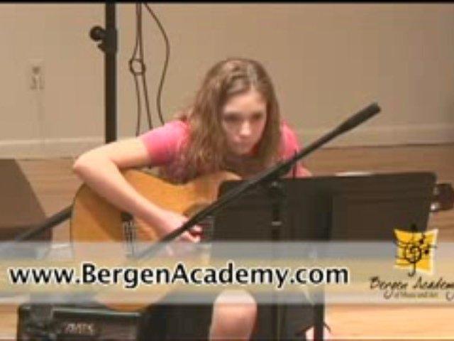 Bergen Guitar Lessons