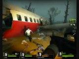 (-18) Left 4 Dead II (horreur) Massacre à la tronçonneuse 2!