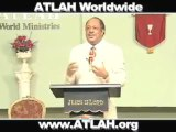 Pastor Manning says you must die to the flesh www.atlah.org