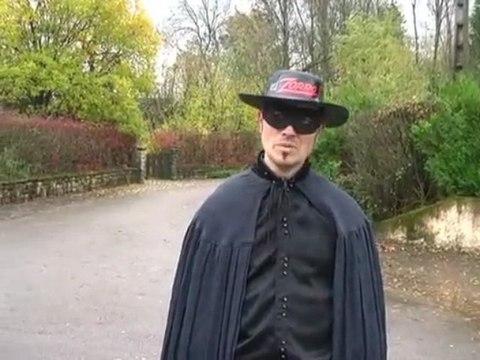 Zorro BAILLY - POCKET Théâtre (Jura) - Le Docu pour rire !
