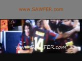 Goal of Barcelona Inter Milan Champions League