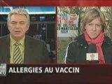 Rapport d'effets secondaires sévères N°2 (vaccin H1N1)