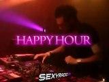Happy Hour sur Sexy Radio avec Deejay RVB de 18H à 21H Mix