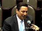 Entrevista a Diputado Federal de Tamaulipas Mexico : Parte 3