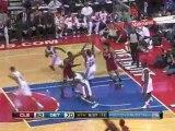 NBA Cavaliers vs. Pistons from November 25th.2009