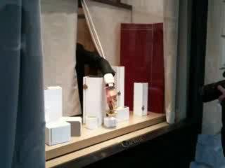 Braquage de la boutique Cartier de Lyon