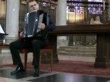 Philippe Borecek - accordéon - Bach - Toccata & Fugue 565