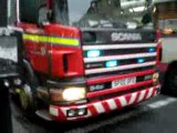 Scania Fire Brigade GLASGOW