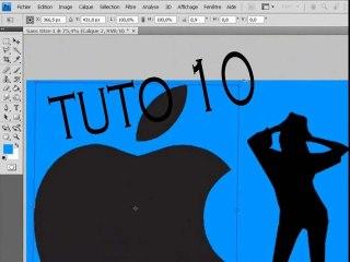 Visionnez les Cours Vidéo de Recr�er l'affiche de la publicit� IPod Apple avec Photoshop