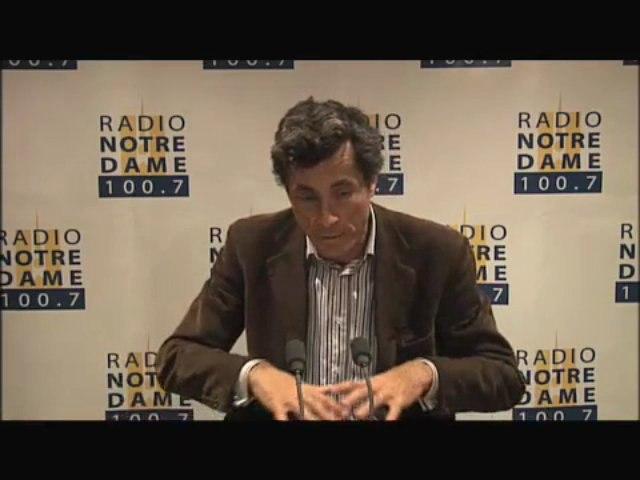 Courrier des auditeurs - Radio Notre Dame - 28/11/2009