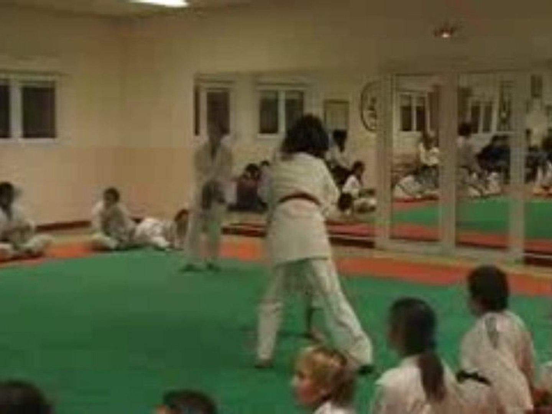 competition de judo