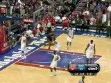 NBA Hawks vs. Sixers from November 27th.2009