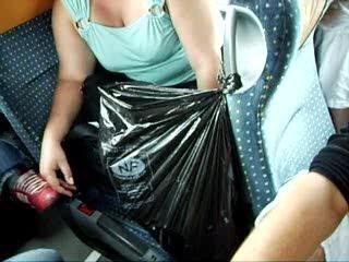 Lesbiennes dans un bus