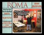 "MARIGNANE - Restaurant italien ""ROMA"""