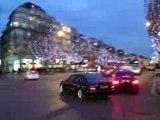 Champs Elysées-Illuminations de Noël