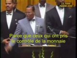 Farrakhan on the international bankers income tax.. 2/2 STFR