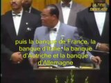Farrakhan on the international bankers income tax..1/2 STFR