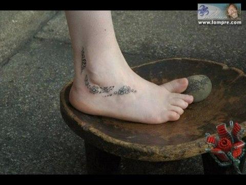 Tattoo pour www.lompre.com