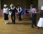 """Western Barn"" Partners dance (Apache)"