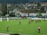 Oyonnax / Mont De Marsan 3 Saison 2009/2010 Pro D2