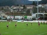 Oyonnax / Mont De Marsan 8 Saison 2009/2010 Pro D2