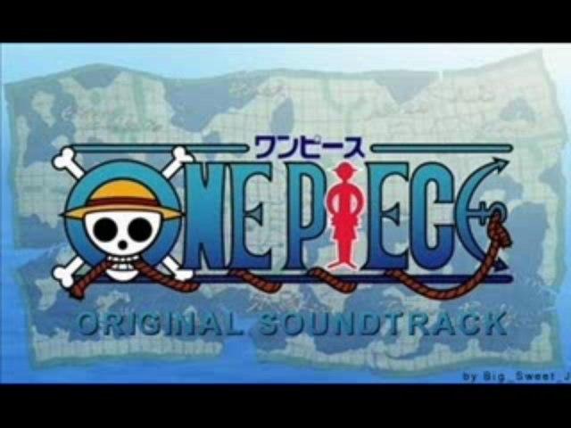 One Piece Original SoundTrack - One Hour Evacuation