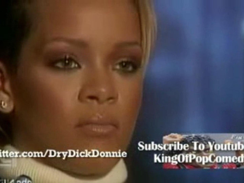 Young Jack Thriller interviews Rihanna (Interview Parody)
