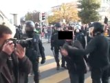 OmC geneve suisse 2009 manifestion casseur // police