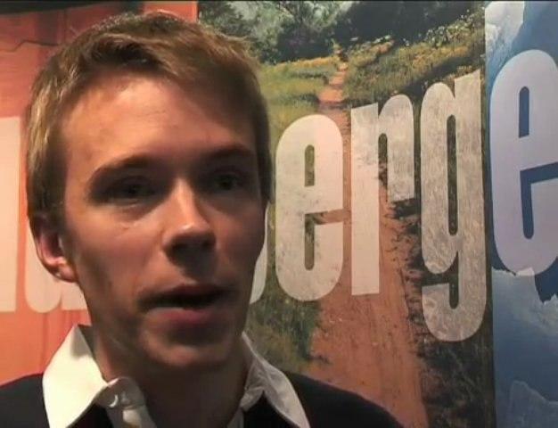 Forum Trium 2009 - Interview of Frédéric Walienne