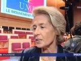 Conseil national de l'UMP du 28 novembre - France3-28nov2009