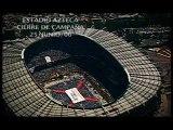 Felipe Calderón en el Estadio Azteca