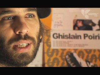 Beat Pushers avec Ghislain Poirier