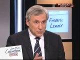 """JEAN-MARIE COLOMBANI INVITE,Frédéric LENOIR, Directeur du """"Monde des religions"""""""