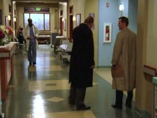 Scene from the FINAL EPISODE of Monk on USA Network – ...