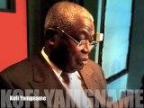 Moment de radio de  Kofi Yamgnane