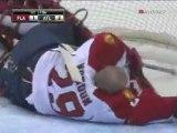 Hockey: incidenti tra compagni