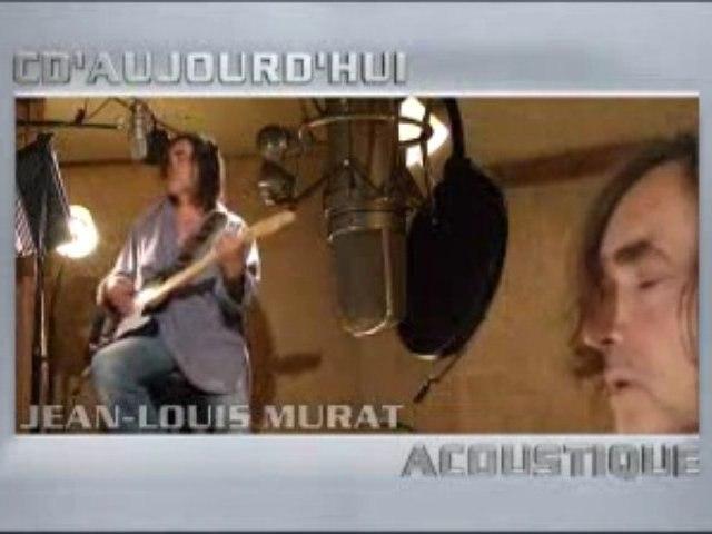 """Murat présente """"Le cours ordinaire des choses"""" sur F2 (2009)"""