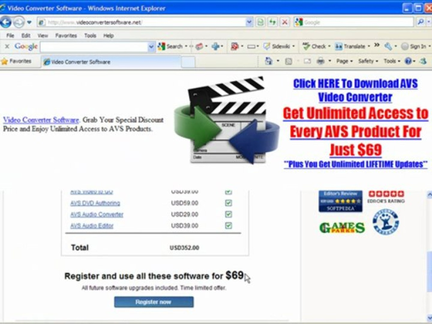 avs video converter product key