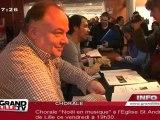 Alexandre Astier dédicace Kaamelott au Furet du Nord (Lille)