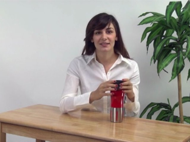 Acrylic Travel Mug – 16oz Exclusive Travel Mug