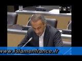 Tariq Ramadan face à André Gérin sur la Burqa ( niqab )
