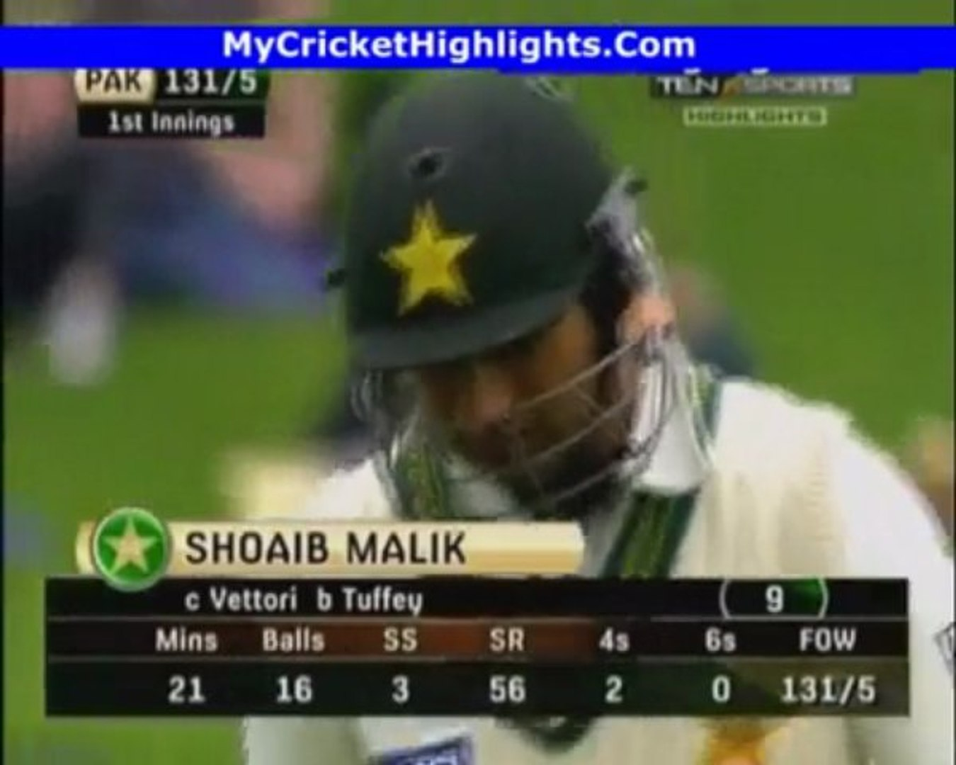 New Zealand Vs Pakistan 2nd Test Day 1 Highlights
