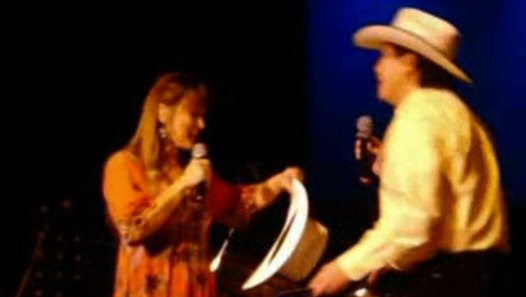 Calgary Stampede Honors Michelle Wright With White Hat