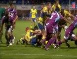 ASM Clermont Auvergne - CSBJ Rugby Résumé du match