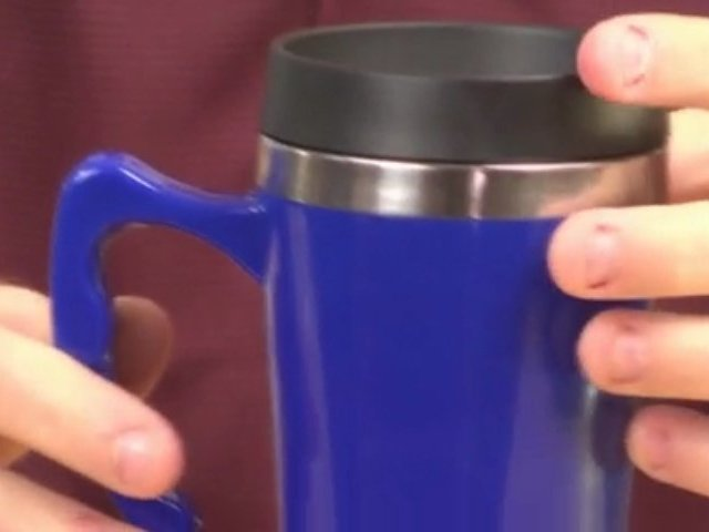 Cool Videocast of Reaction Travel Mug
