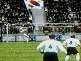 Image de 'reprise de volée de Lampard à 37 mètres'